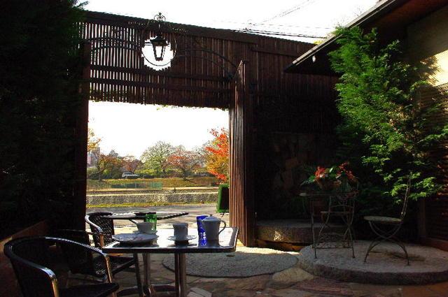 秋・カフェ