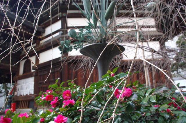 冬・六角堂
