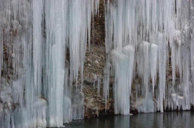 白川氷柱郡